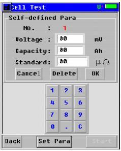 Тестер аккумуляторных батарей PITE 3915